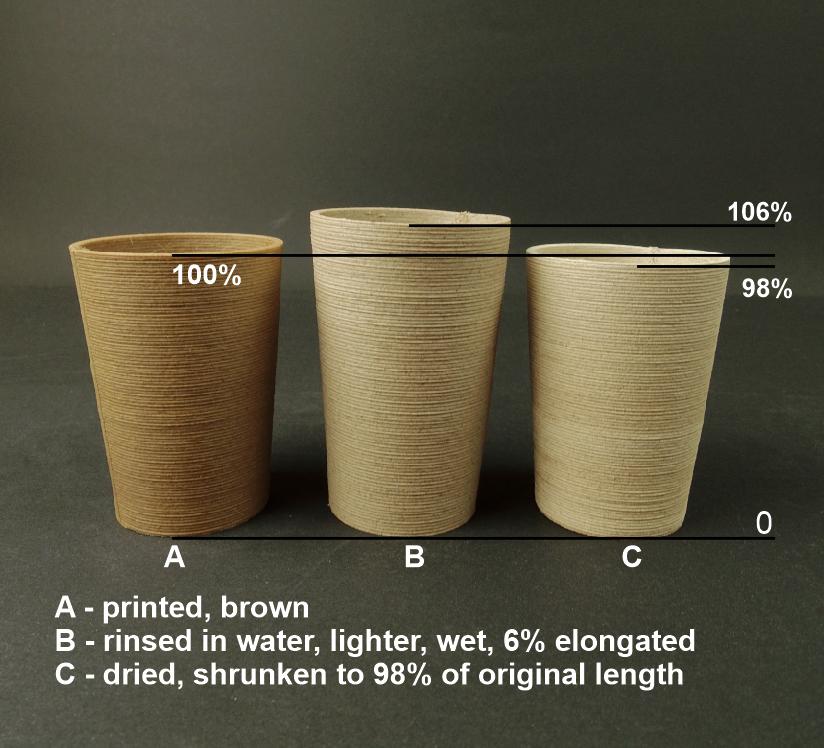 laywood meta5 kai parthy 3d drucker filament - LAYWOODmeta5 - Das neue Filament von Kai Parthy & LAY-FILAMENTS
