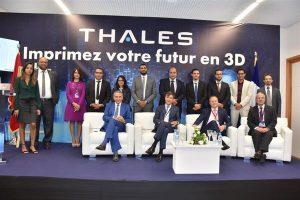 thales group 3ddruck zentrum 2 300x200 - Thales Group eröffnet 3D-Druck Forschungs- und Entwicklungszentrum in Marokko