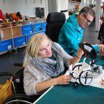 3D gedruckte addons rollstuhl4 150x150 - Bundesforschungsministerium unterstützt 3D-gedrucktes Rollstuhlprojekt