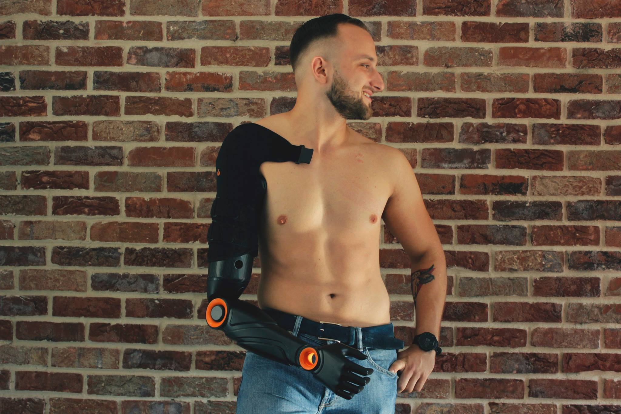 Te Selbst Designen | Glaze Prosthetics Aussergewohnliche 3d Druck Prothesen Selbst