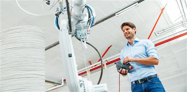 3d gedruckter beton overtec österreich2 - Overtec bringt neue Lösungen für den 3D-Druck von Beton