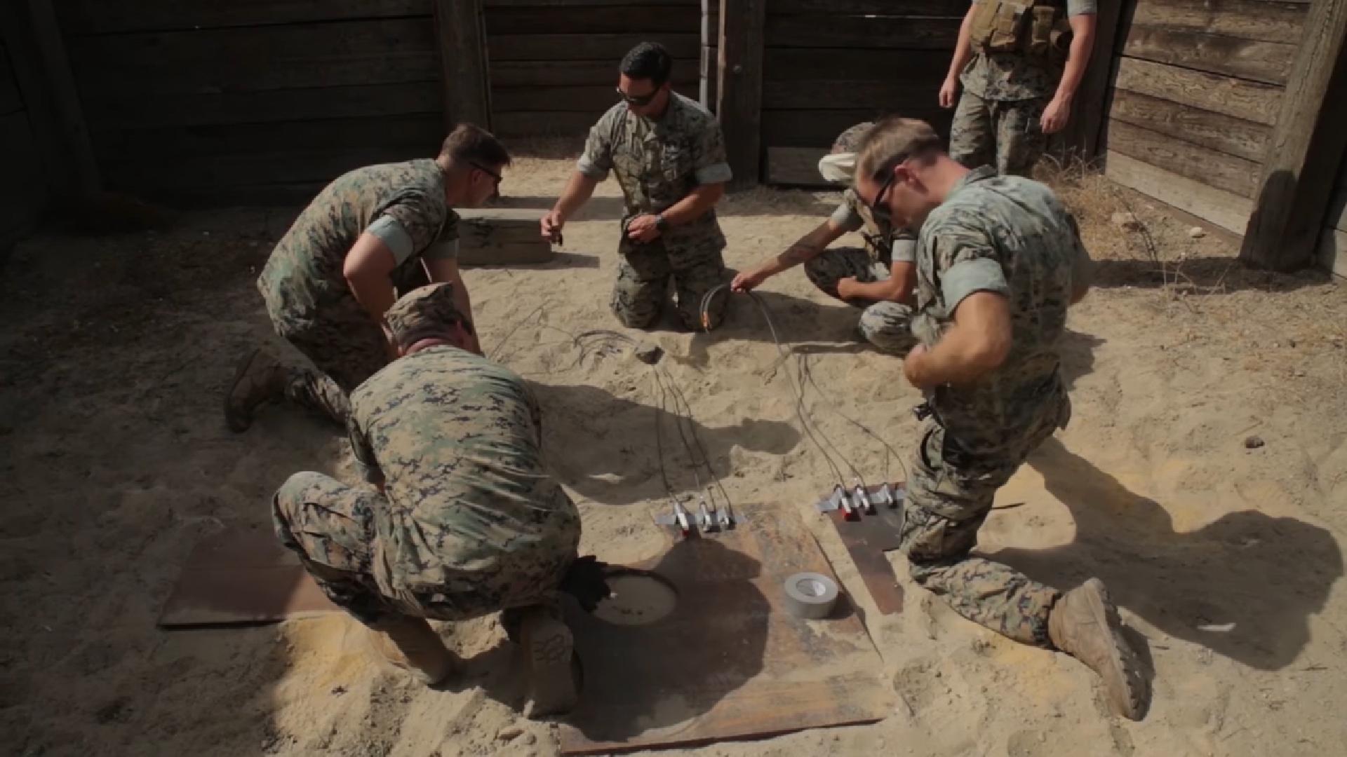 3d gedruckter sprengstoff us marines4 - Neue US-Marines Initiative testet 3D-gedruckten Sprengstoff