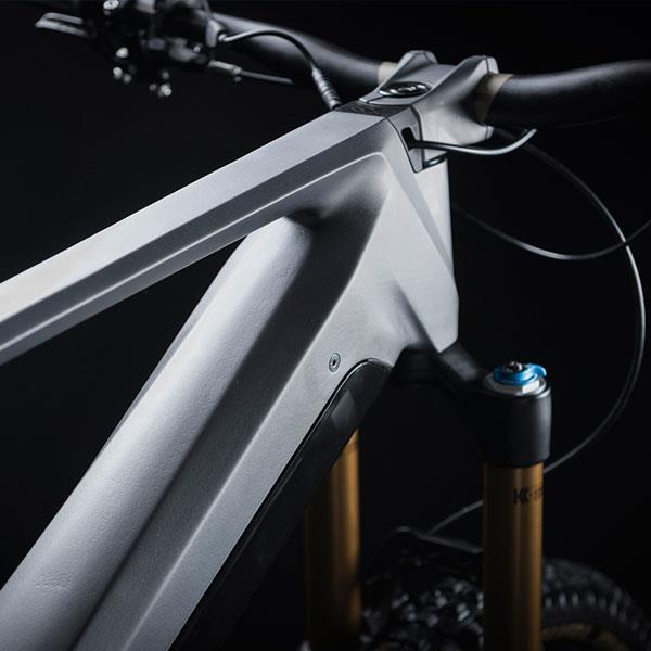 3d gedrucktes elektro fahrrad volkswagen kinazo6 - Volkswagen und Kinazo Design präsentieren 3D-gedrucktes € 20.000 E-Bike: Kinazo ENDURO e1