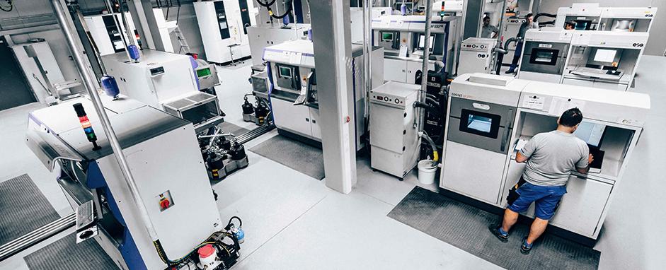 FIT ag 3d druck fabrik1 - In Kürze: Formlabs Dental LT Clear, FIT AG setzt auf EOS Maschinen, Massportal Filament-Trockner