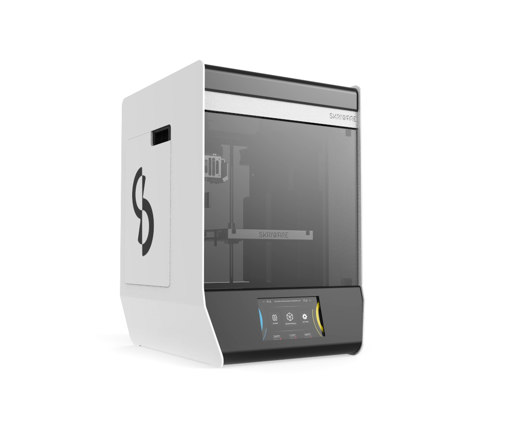Skriware 3d drucker 3d printer2 - Skriware präsentiert neuen intuitiven 3D-Drucker Skriware 2