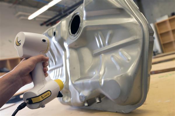 pell 3d billiger 3d scanner professionell3 - Peel 3D präsentiert leistbaren, professionellen 3D-Scanner für Einsteigermarkt