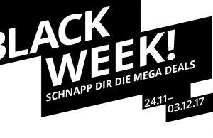 """iGo3D startet die """"Black Week"""" mit stark reduzierten Produkten"""