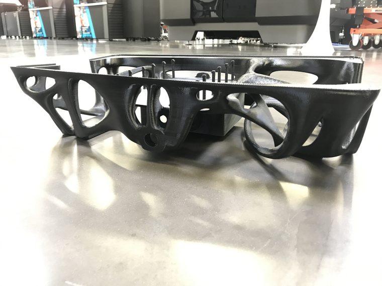 3d gedrucker selbstbalancierender scooter2 - Studenten entwickeln selbstbalancierenden 3D-gedruckten Scooter