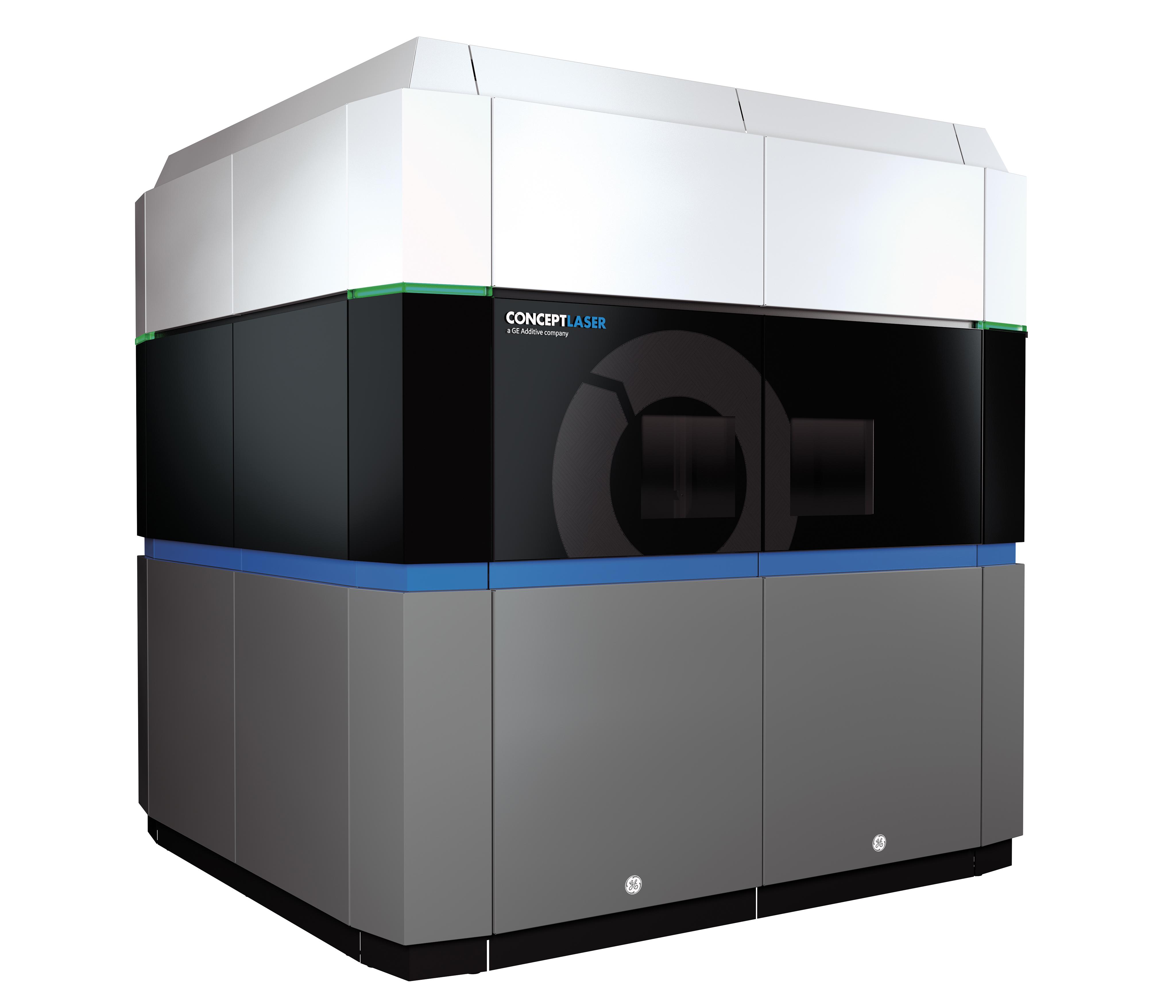 GE additive atlas 3d printer 3d drucker metall1 - GE Additive stellt erste Version seines Metall-3D-Druckers ATLAS auf Formnext vor