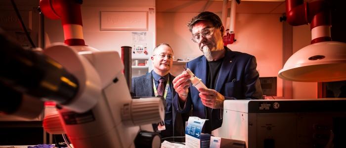 Gordon Wallace 3d bioprinting - In Kürze: ANSYS kauft 3DSIM, ZYYX & ESUN Partnerschaft, Zentrum für 3D-Bioprinting an UOW