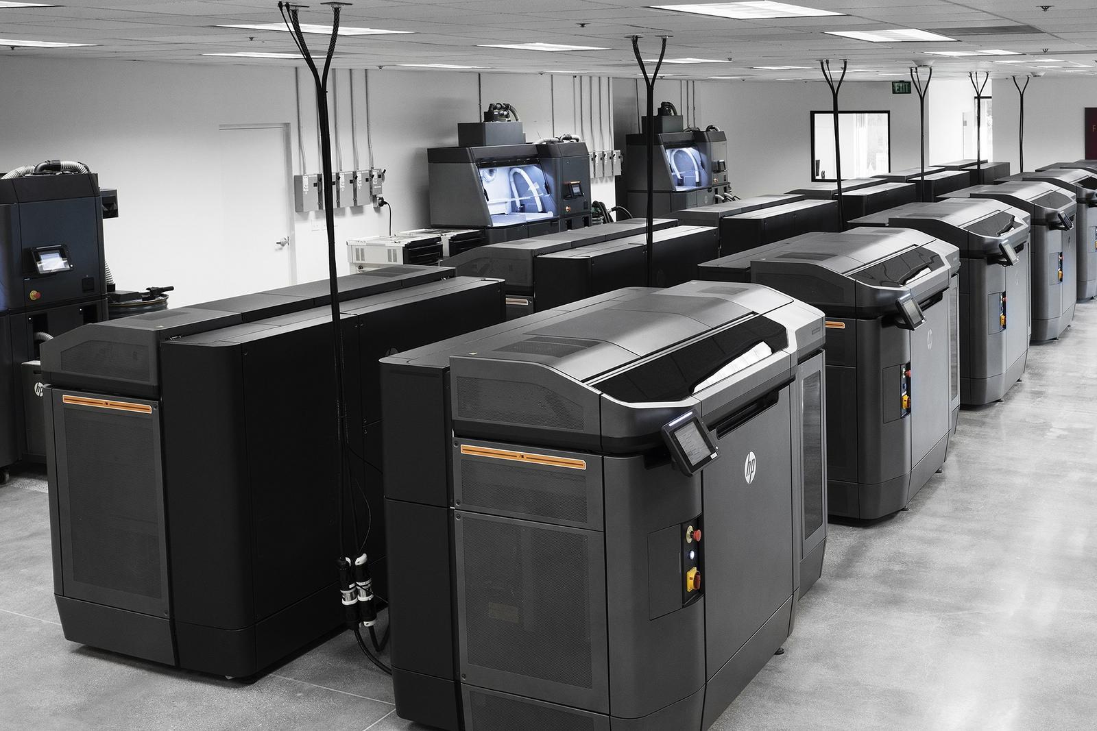 HP Jet fusion 3d 4210 3d drucker 3d printer - HP stellt Jet Fusion 3D 4210 3D-Drucker vor und erweitert Materialportfolio
