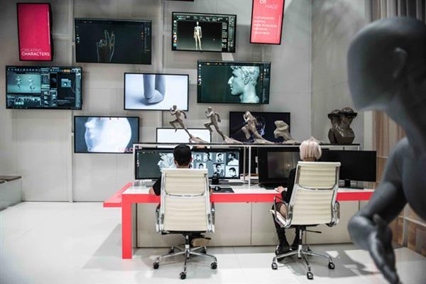 Mannequins5 - Hans Boodt 3D-druckt High-End-Mannequins mit Tractus3D T3500 3D-Drucker