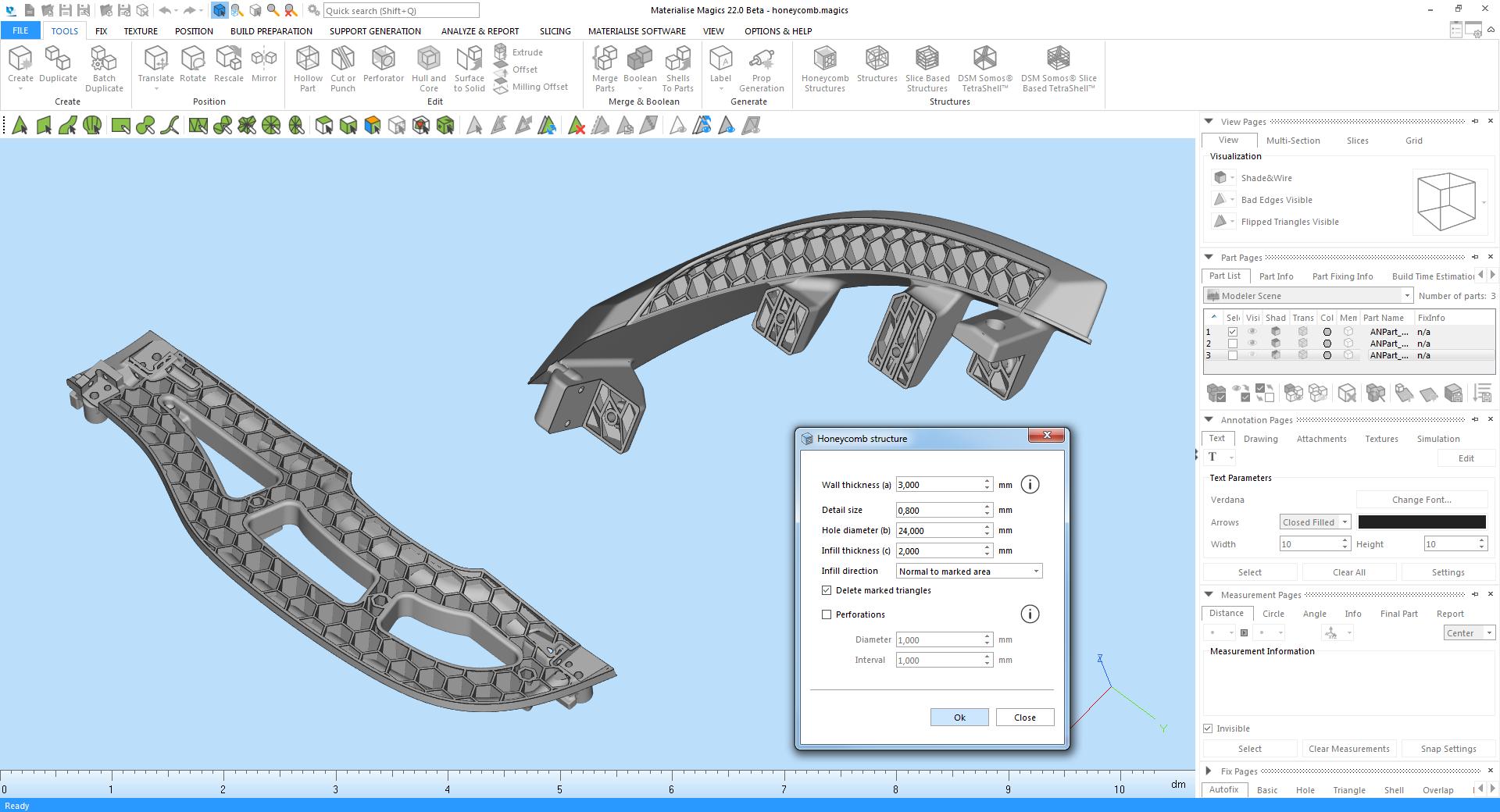 Materialise magics 22 3d druck software - Magics 22 - Materialise stellt neuste Version seiner Datenaufbereitungssoftware für den 3D-Druck vor