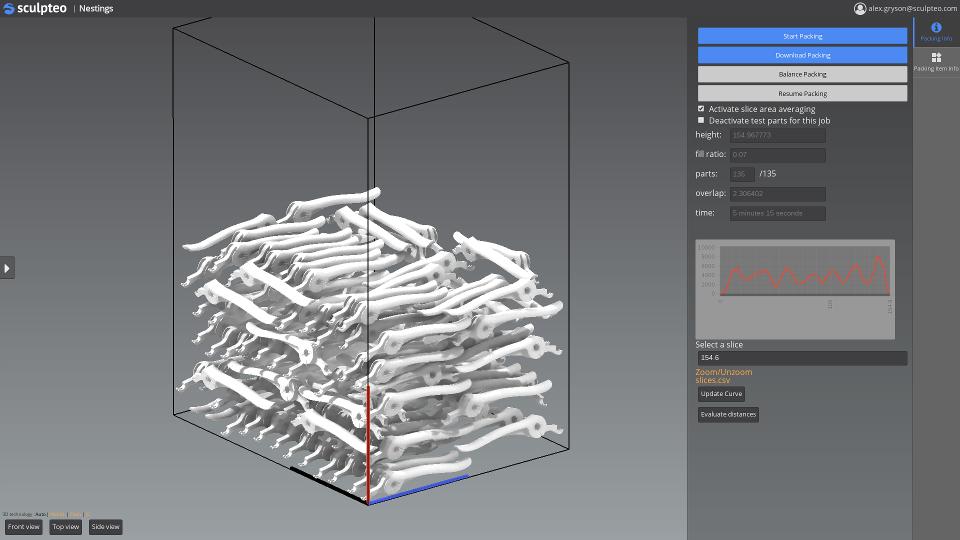 fabpilot2 software 3d printing 3d druck sculpteo - 3D-Druckservice Sculpteo stellt Fabpilot Software für Produktion von 3D-gedruckten Teilen vor