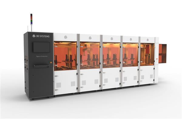 figure 4 3d systems sla produktionssystem 3d drucker - 3D Systems kündigt neben neuen 3D-Druckern und Materialien ein modulares Produktionssystem für Metallteile an