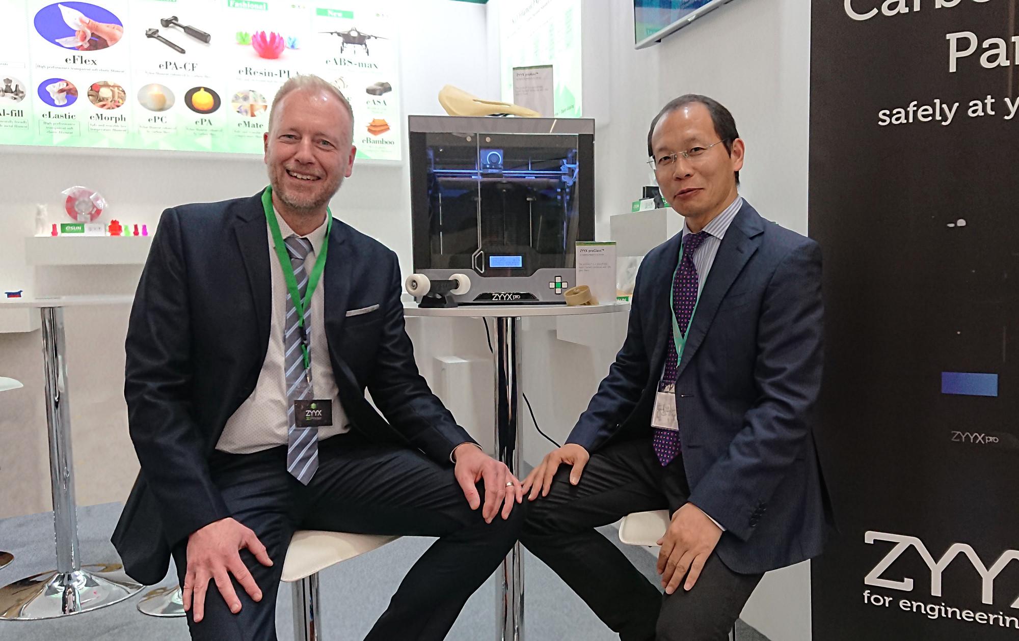 formnext Yang Moosberg - In Kürze: ANSYS kauft 3DSIM, ZYYX & ESUN Partnerschaft, Zentrum für 3D-Bioprinting an UOW