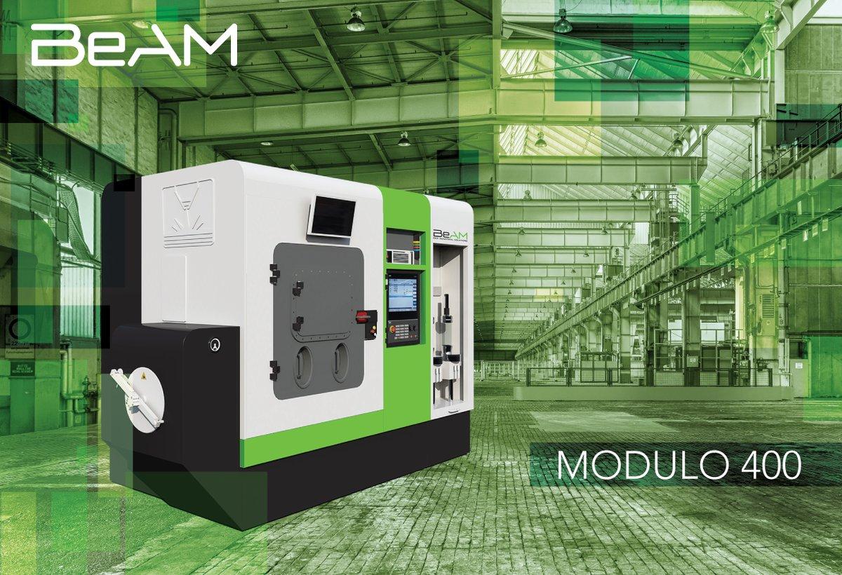 modulo 400 beam 1 - In Kürze: BeAM Modulo 400 3D-Drucker, Carbon Software Update, neue Creaform Unternehmenszentrale