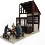 3D Chinesische Zeremonie 3 150x150 - 3D-Scan und 3D-Druck zur Nachbildung einer historischer Zeremonie genutzt