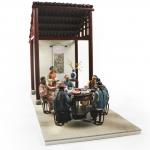 3D Chinesische Zeremonie 4 150x150 - 3D-Scan und 3D-Druck zur Nachbildung einer historischer Zeremonie genutzt