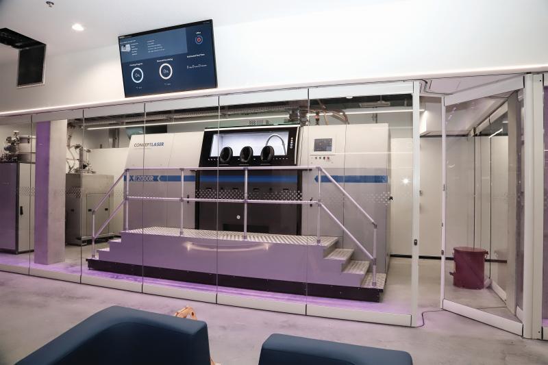 GE additiv muenchen2 customer experience center er%C3%B6ffnung - GE Additive eröffnet internationales Customer Experience Center in München