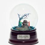 """No Snowman 150x150 - 3D-gedruckte """"No-Snow-Schneekugel"""" für Theresa May"""