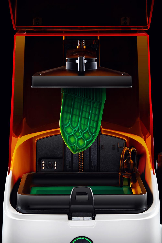 SLASH OL 3D Drucker UNIZ LCD SLA1 - UNIZ stellt 5 neue 3D-Drucker mit Uni-Directional Peel Verfahren vor