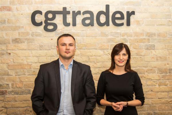 cgtrader founder - 3D-Modell-Marktplatz CGTrader sichert sich Finanzierung von $ 2,3 Millionen