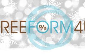 Jetzt noch schnell günstiges Filament bei Freeform4U für das 3D gedruckte Weihnachtsgeschenk kaufen!
