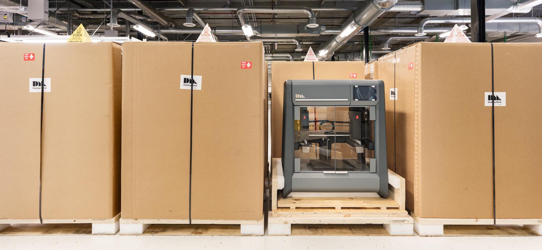 desktop metal studio metall 3d printer 3d drucker - Desktop Metal sichert sich $ 65 Millionen in Finanzierungsrunde von Ford