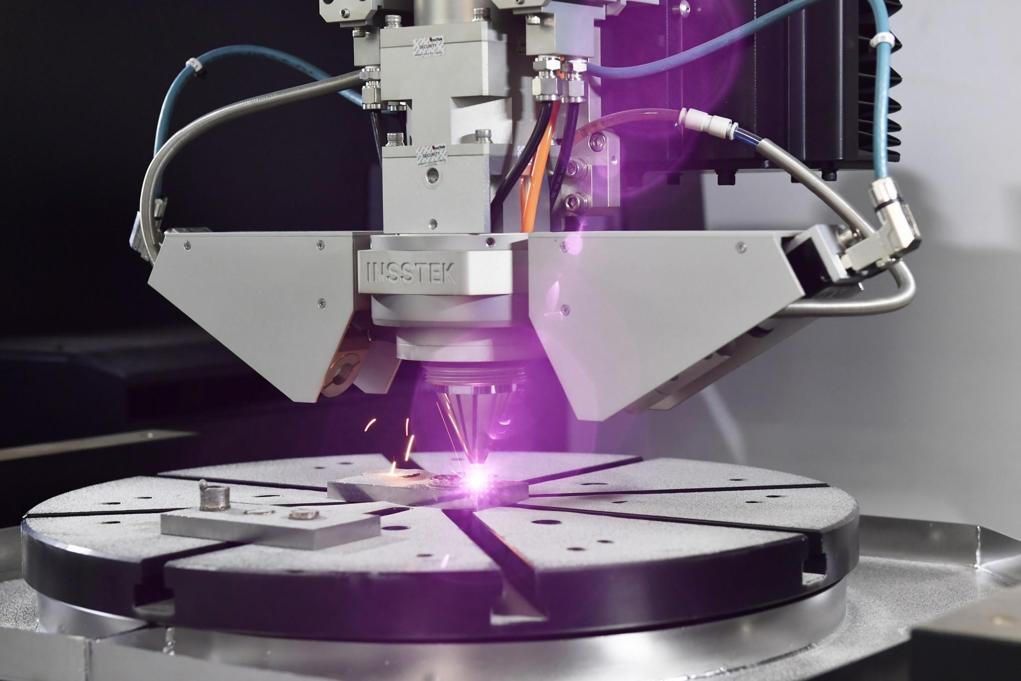 insstek mx1000 3d printer 3d drucker metall - Russisches Technologieinstitut Skoltech eröffnet 3D-Druck Labor