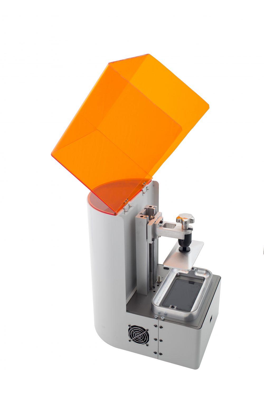 kentstrapper aura 3d printer 3d drucker - Kentstrapper stellt neuen 3D-Drucker AURA mit LCD-UV Technologie vor