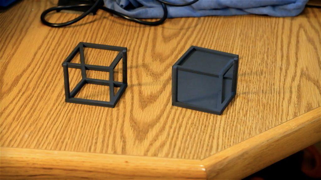 "3d w%C3%BCrfel anamorphotische illusion sage hansen2 - 3D-Animator erzeugt ""anamorphotische Illusion"" mit 3D-Technologien"
