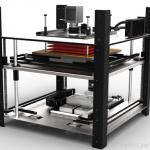 ABSolute3 3d drucker1 150x150 - ABSolute3 3D-Drucker von SpiderBot mit adaptivem geschlossenen Bauraum