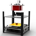 ABSolute3 3d drucker3 150x150 - ABSolute3 3D-Drucker von SpiderBot mit adaptivem geschlossenen Bauraum