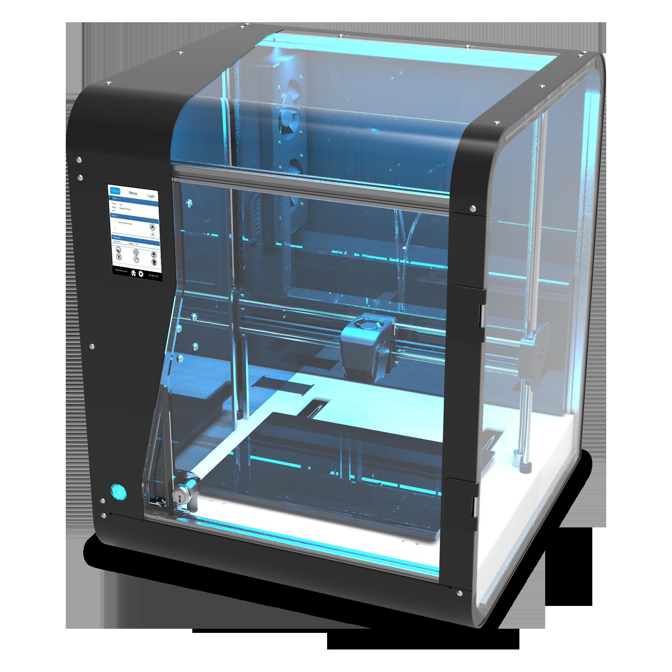 CEL RoboxPRO 3d printer 3d drucker1 - Britischer Hersteller CEL präsentiert RoboxPRO 3D-Drucker