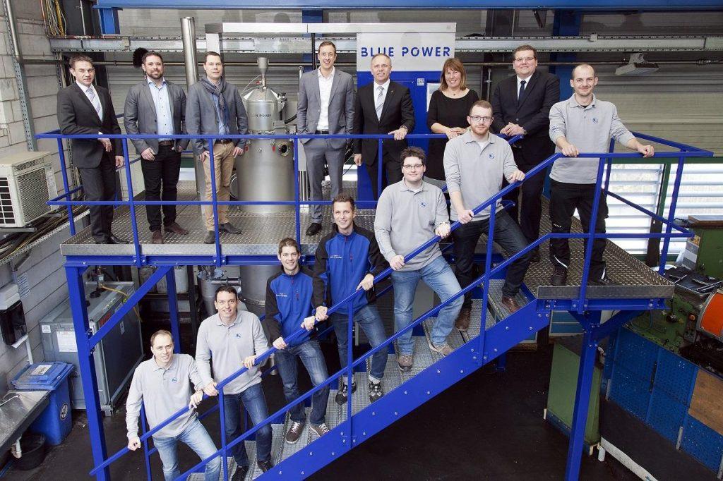 atomiser 1024x682 - Rosswag kooperiert bei Metallpulverherstellung für den 3D-Druck mit SLM Solutions und Cronimet