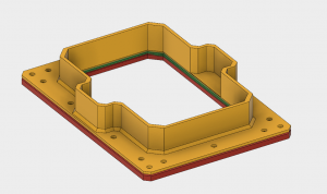3Druck FlexVAT 1 300x178 - Bauanleitung: SLA-LCD 3D-Drucker selber konstruieren - Teil 3