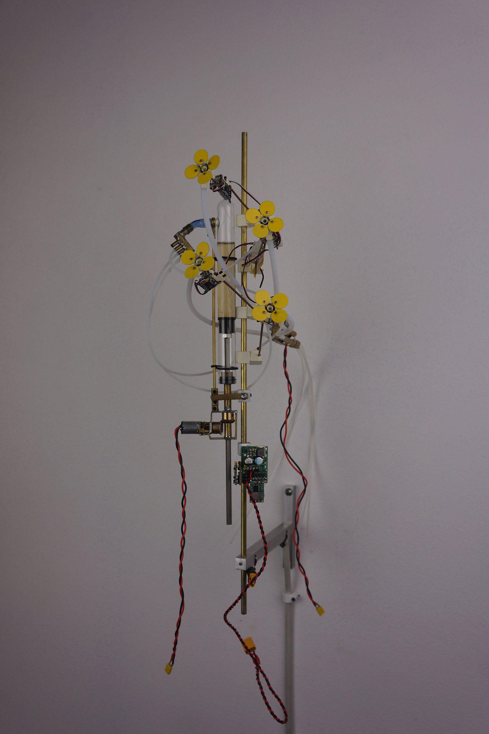 3d gedruckter bestaeuber bienen pollen1 - 3D-gedruckter Bestäuber soll Bienenbestand retten