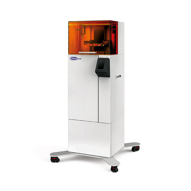 3dsystems NextDent 5100 3d drucker dental - 3D Systems bringt NextDent 5100 3D-Drucker samt neuer Materialien auf den Markt