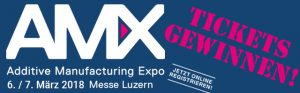 AMX Banner 300x93 - AMX – Tickets zur Additive Manufacturing Expo in Luzern gewinnen