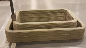 Beton 3d drucker 300x169 - Berechnungsmodell für 3D-Druck von stabilen Betonwänden