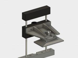 DIY SLA LCD Plattform1 300x222 - Bauanleitung: SLA-LCD 3D-Drucker selber konstruieren - Teil 4