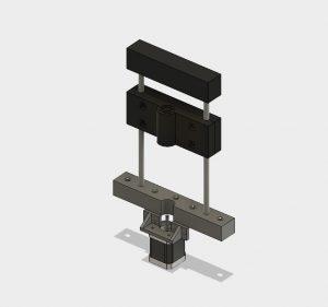 DIY SLA LCD Z1 300x281 - Bauanleitung: SLA-LCD 3D-Drucker selber konstruieren - Teil 4