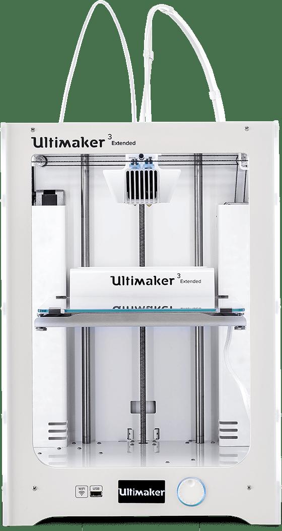 ultimaker 3 extended 3d drucker - Bosch investiert in Ultimaker 3D-Drucker