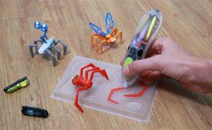 wobbleworks 3doodler start serie stem kit hexbug 300x184 - WobbleWorks präsentiert neues 3Doodler Start-Serie Kit STEM für Kinder