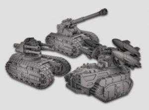 3d gedruckte sci fi panzer duncan shadow louca 300x223 - Kickstarter-Kampagne für 3D-gedruckte Sci-Fi Panzer