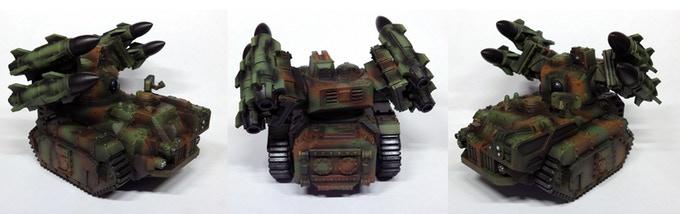 3d gedruckte sci fi panzer duncan shadow louca7 - Kickstarter-Kampagne für 3D-gedruckte Sci-Fi Panzer