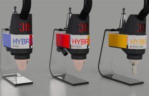 3D-Hybrid verwandelt CNC-Maschinen in Metall-3D-Drucker