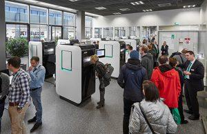 Arburg Technologie-Tage 2018: Sieben Freeformer auf einen Streich