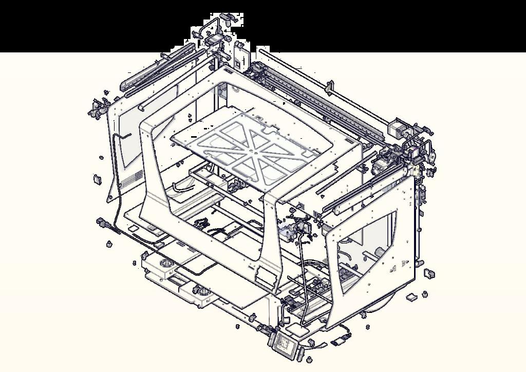 BCN3D Sigmax Open Source 3d drucker2 - BCN3D Sigmax 3D-Drucker ist nun Open Source